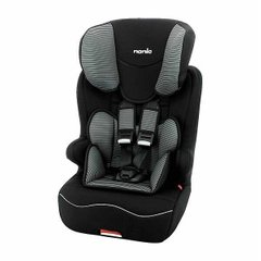 Автокрісло група 1/2/3 Nania Racer Tech Isofix Grey, 72255